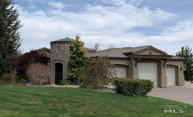 14240 Table Rock Ct., Reno, NV 89511 (MLS #210005913) :: Morales Hall Group