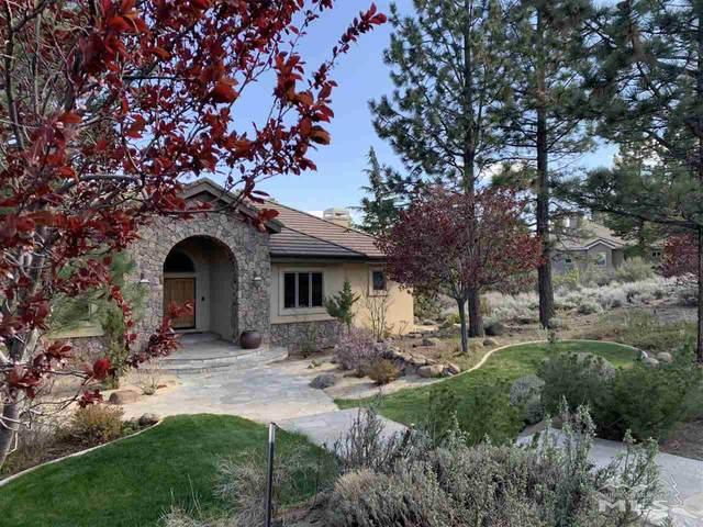 186 W Marchmont Lane, Reno, NV 89511 (MLS #210005914) :: Chase International Real Estate