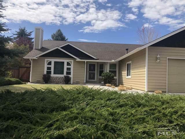 1215 W Winnie Lane, Carson City, NV 89703 (MLS #210005919) :: NVGemme Real Estate