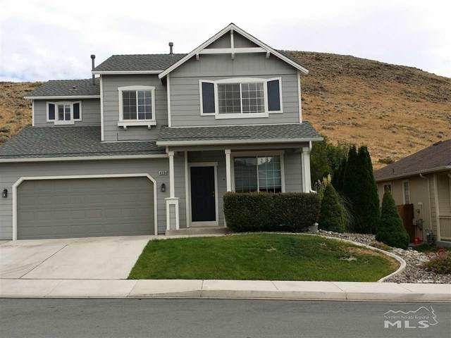 4004 Culpepper Dr, Sparks, NV 89436 (MLS #210005930) :: NVGemme Real Estate