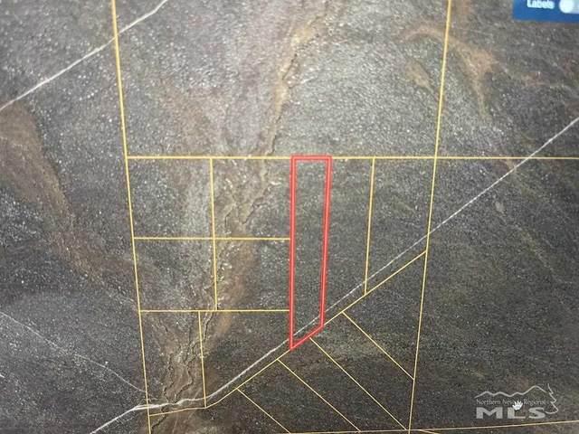 Smelser Pass Road, Valmy, NV 89438 (MLS #210005943) :: NVGemme Real Estate