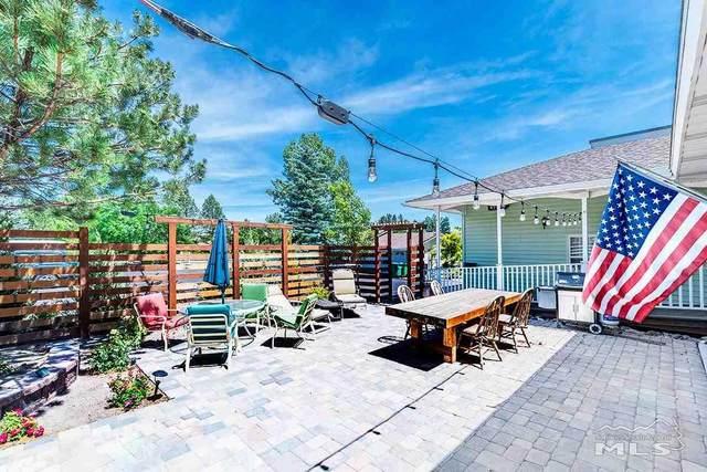 400 Washoe Drive, Washoe Valley, NV 89704 (MLS #210005949) :: Vaulet Group Real Estate