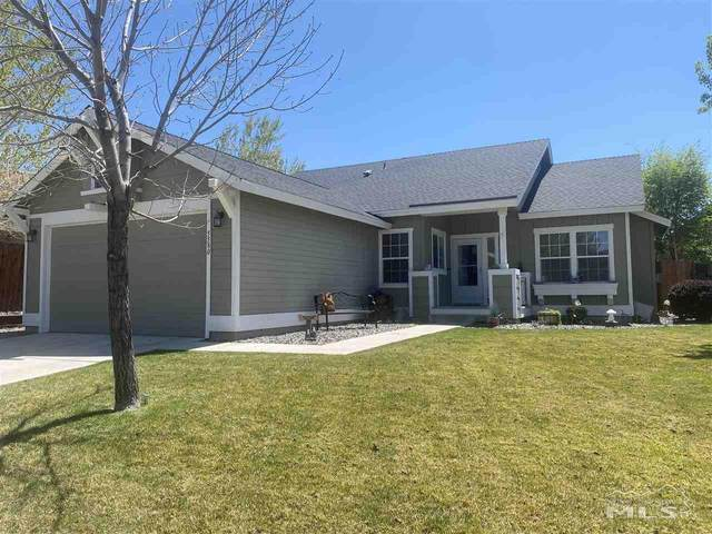 5580 Ash Rock Dr, Sparks, NV 89436 (MLS #210005952) :: NVGemme Real Estate