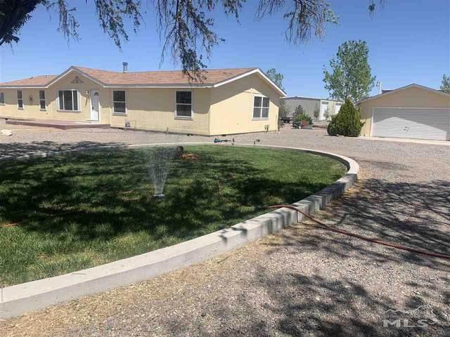 1155 Whipple Tree, Fernley, NV 89408 (MLS #210005954) :: NVGemme Real Estate