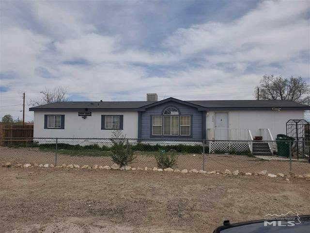 2640 Rawhide Street, Silver Springs, NV 89429 (MLS #210005956) :: Theresa Nelson Real Estate