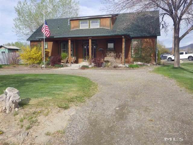 3275 N Highland Drive, Winnemucca, NV 89445 (MLS #210005957) :: NVGemme Real Estate