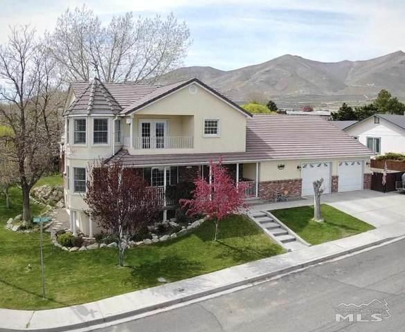 419 Aron Ct., Winnemucca, NV 89445 (MLS #210005960) :: NVGemme Real Estate