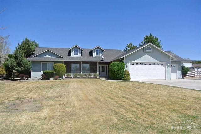 2826 Pamela Place, Minden, NV 89423 (MLS #210005962) :: Vaulet Group Real Estate
