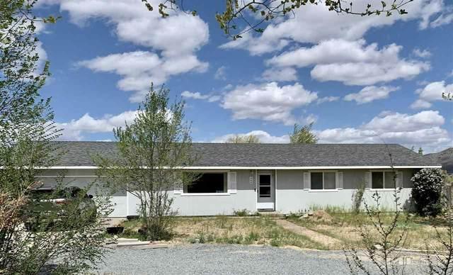 360 E Overland St., Carson City, NV 89701 (MLS #210005968) :: Chase International Real Estate