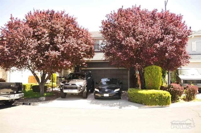 3268 Joshuapark Dr, Reno, NV 89502 (MLS #210005970) :: Morales Hall Group