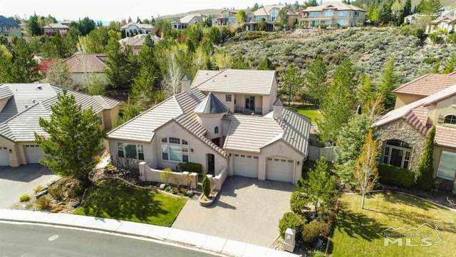 4920 Aberfeldy Rd., Reno, NV 89519 (MLS #210005971) :: Morales Hall Group
