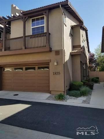 1835 Wind Ranch Unit B B, Reno, NV 89521 (MLS #210005974) :: NVGemme Real Estate