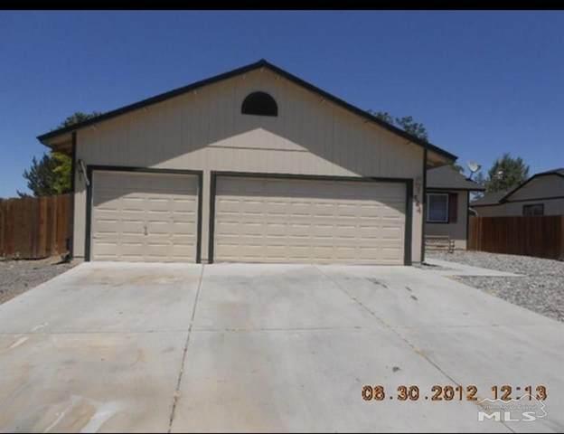 544 Shadow Lane, Fernley, NV 89408 (MLS #210005976) :: NVGemme Real Estate