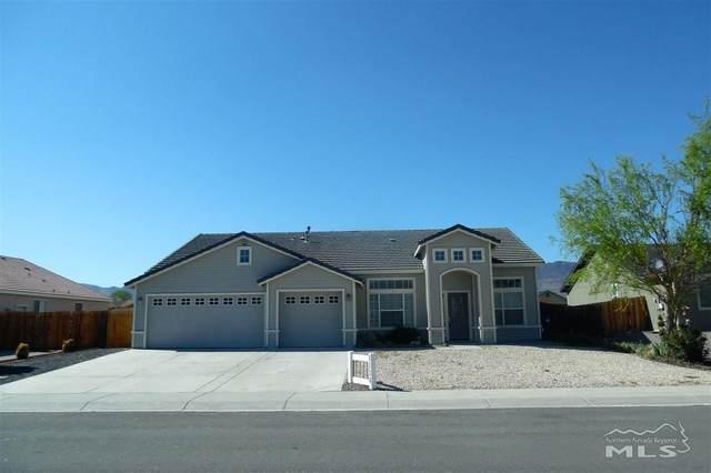 1134 Cheatgrass Dr, Dayton, NV 89403 (MLS #210005985) :: NVGemme Real Estate