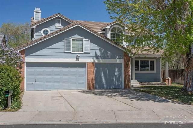 6060 Torrington Dr, Reno, NV 89511 (MLS #210005994) :: Vaulet Group Real Estate