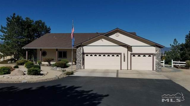 1846 Crockett Lane, Gardnerville, NV 89410 (MLS #210006000) :: Chase International Real Estate