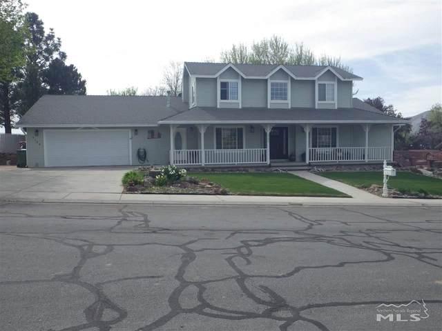 4188 Foothill Drive, Winnemucca, NV 89445 (MLS #210006014) :: NVGemme Real Estate