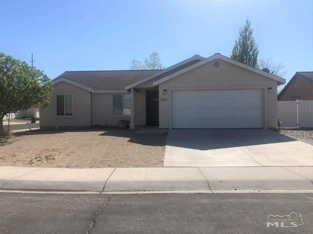 1353 White Bluffs Circle, Fernley, NV 89408 (MLS #210006021) :: Chase International Real Estate