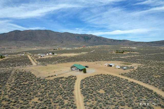 1705 Bronze Hill Rd, Reno, NV 89506 (MLS #210006027) :: NVGemme Real Estate