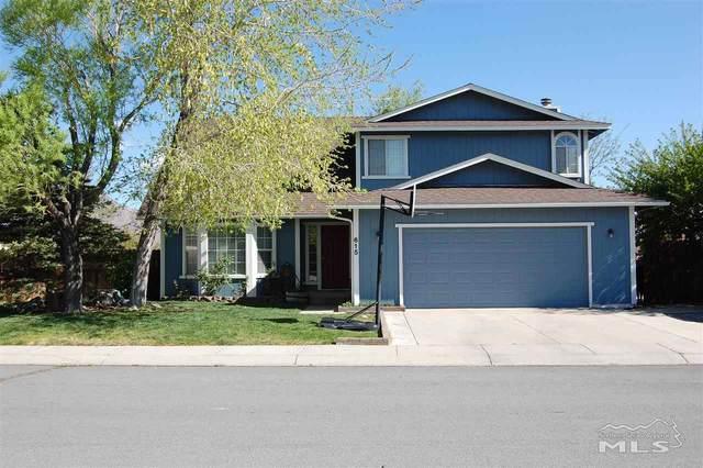 615 Boulder Cir, Dayton, NV 89403 (MLS #210006029) :: Craig Team Realty