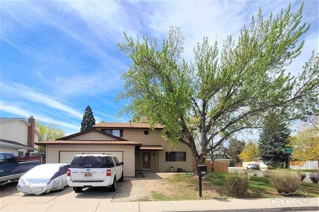 3238 Candelaria Dr., Sparks, NV 89434 (MLS #210006042) :: NVGemme Real Estate