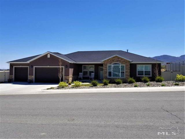 4147 Stonybrook, Winnemucca, NV 89820 (MLS #210006043) :: NVGemme Real Estate