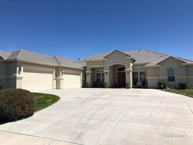 7766 Covered Wagon Ct., Sparks, NV 89436 (MLS #210006050) :: Vaulet Group Real Estate