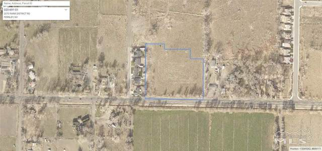 2070 Farm District Road, Fernley, NV 89408 (MLS #210006051) :: Chase International Real Estate