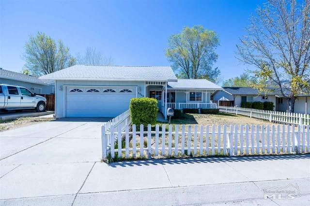 3340 Vista Grande Blvd, Carson City, NV 89705 (MLS #210006052) :: Chase International Real Estate