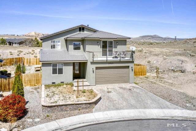 3485 Fairway Court, Sparks, NV 89431 (MLS #210006053) :: Chase International Real Estate