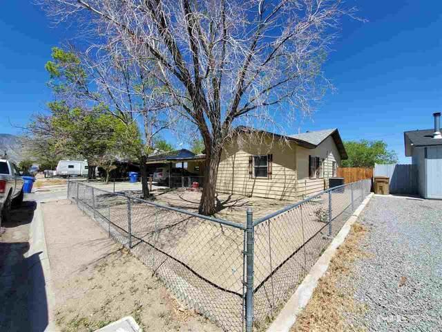 109 W 4th Street, Hawthorne, NV 89415 (MLS #210006057) :: Chase International Real Estate