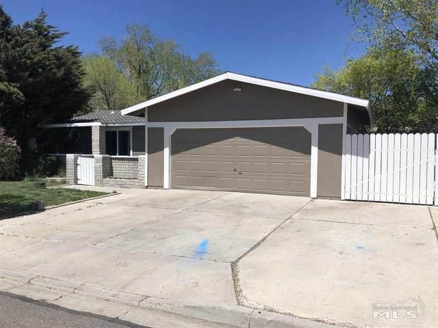 1380 Apollo Apollo, Gardnerville, NV 89410 (MLS #210006066) :: Chase International Real Estate