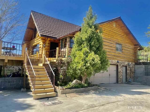 56 Heaven Hill Way, Carson City, NV 89706 (MLS #210006073) :: Chase International Real Estate