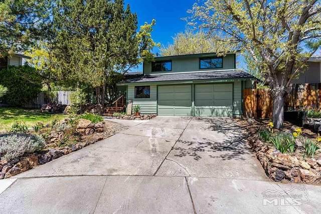 3685 Renee Way, Reno, NV 89503 (MLS #210006080) :: Vaulet Group Real Estate