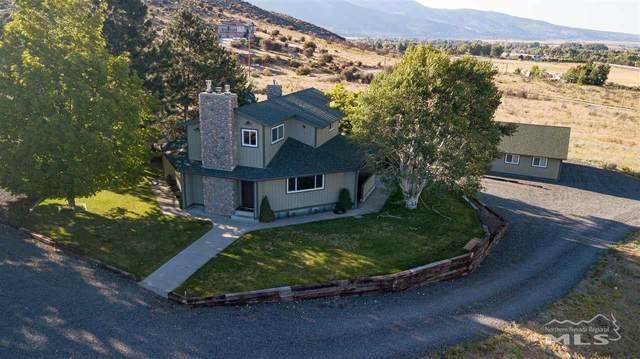 7570 Old Us 395, Washoe Valley, NV 89704 (MLS #210006081) :: Vaulet Group Real Estate