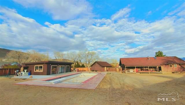 400 Gold Canyon Road, Dayton, NV 89428 (MLS #210006083) :: NVGemme Real Estate
