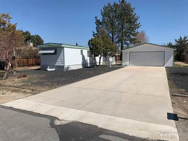 2773 Mayflower Way, Carson City, NV 89706 (MLS #210006092) :: Chase International Real Estate