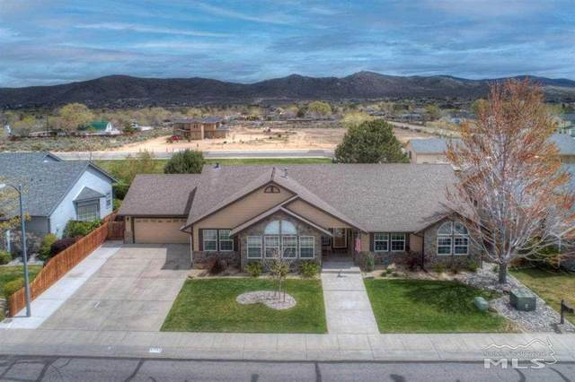 3727 Southpointe Drive, Carson City, NV 89701 (MLS #210006097) :: Chase International Real Estate