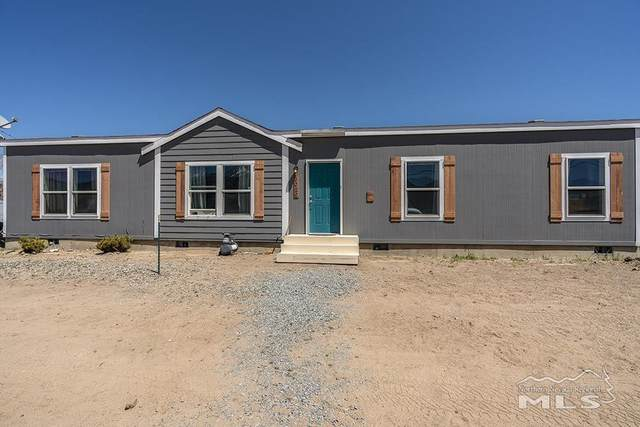 3020 Lakeshore Drive, Washoe Valley, NV 89704 (MLS #210006101) :: The Mike Wood Team
