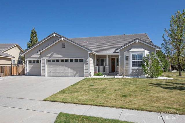 6502 Golden Dawn, Sparks, NV 89436 (MLS #210006103) :: The Mike Wood Team
