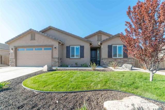 530 Coulee Meadow Dr, Sparks, NV 89441 (MLS #210006104) :: NVGemme Real Estate