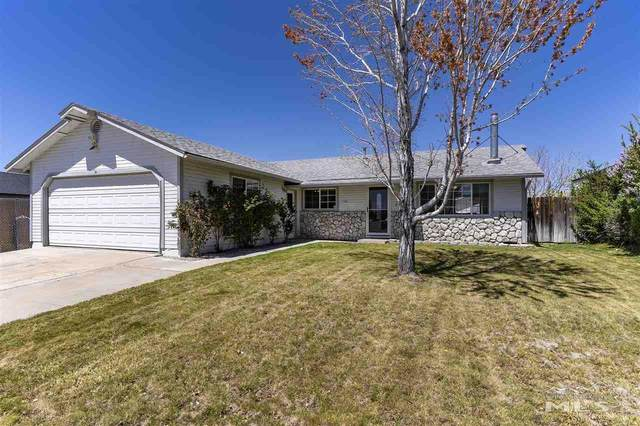 1144 Mountain Park Dr, Carson City, NV 89706 (MLS #210006111) :: Vaulet Group Real Estate