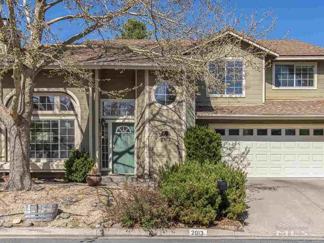 2913 Aspen Meadows Ct., Reno, NV 89519 (MLS #210006118) :: Chase International Real Estate
