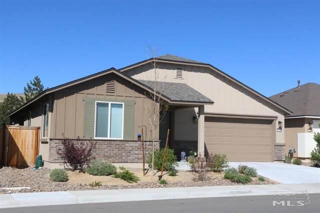 6095 Sweet Cherry Drive, Sparks, NV 89436 (MLS #210006120) :: NVGemme Real Estate