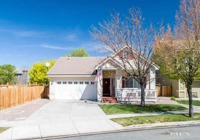 7345 Grand Island Dr, Sparks, NV 89436 (MLS #210006121) :: The Mike Wood Team