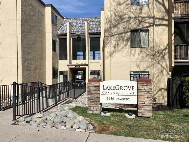 2450 Lymbery St #305, Reno, NV 89509 (MLS #210006129) :: Vaulet Group Real Estate