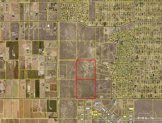 01A Johnson Lane, Minden, NV 89423 (MLS #210006134) :: Vaulet Group Real Estate