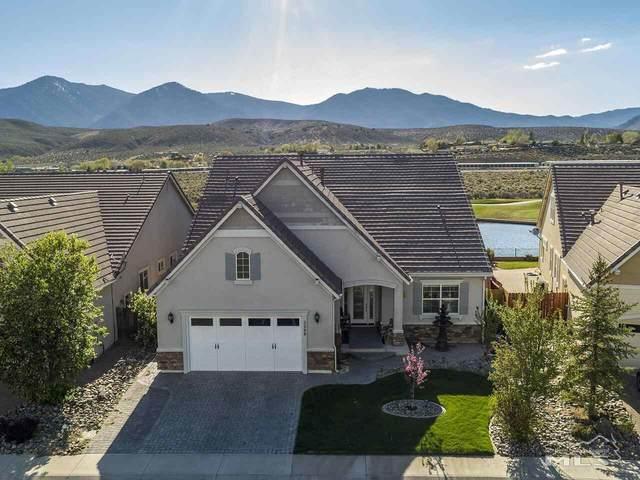 3300 Dog Leg Drive, Minden, NV 89423 (MLS #210006137) :: Vaulet Group Real Estate