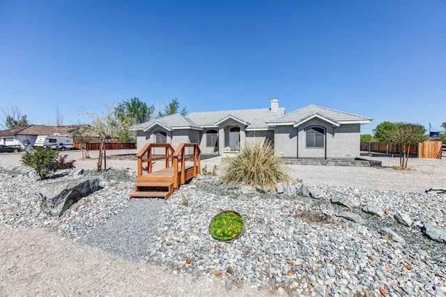 177 Carson River, Fallon, NV 89406 (MLS #210006138) :: Vaulet Group Real Estate