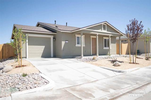597 Gabbs Dr, Reno, NV 89506 (MLS #210006153) :: NVGemme Real Estate